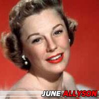 June Allyson  Actrice
