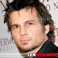 Len Wiseman  Réalisateur, Producteur, Scénariste