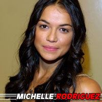 Michelle Rodriguez  Actrice