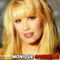 Monique Gabrielle  Actrice