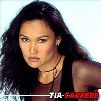 Tia Carrere  Actrice, Doubleuse (voix)