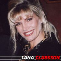 Lana Clarkson  Actrice