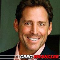 Greg Wrangler  Acteur