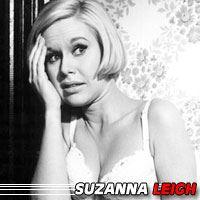Suzanna Leigh  Actrice