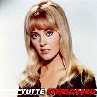 Yutte Stensgaard  Actrice