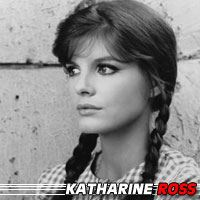 Katharine Ross  Actrice