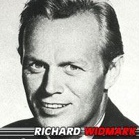 Richard Widmark  Acteur