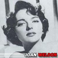 Joan Weldon  Actrice