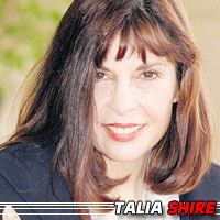 Talia Shire  Actrice