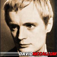 David McCallum  Acteur, Doubleur (voix)
