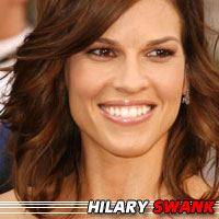 Hilary Swank  Actrice