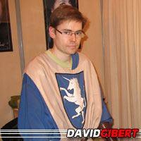 David Gibert  Auteur