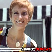 Sandy Duncan  Actrice