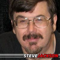 Steve Jackson  Auteur, Concepteur