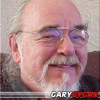 Ernest Gary Gygax