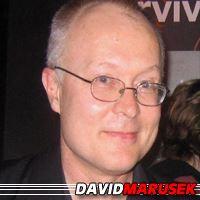 David Marusek  Auteur