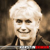 Kerstin Ekman  Auteure