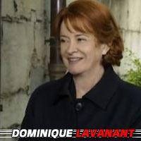 Dominique Lavanant  Actrice