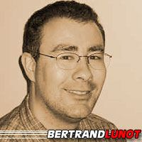 Bertrand Lunot  Auteur