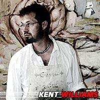 Kent Williams  Dessinateur, Coloriste