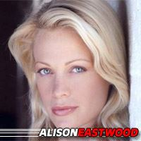 Alison Eastwood  Actrice