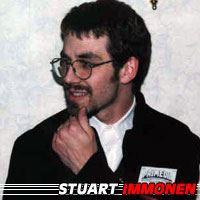 Stuart Immonem  Scénariste, Dessinateur