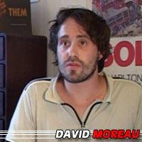 David Moreau  Réalisateur
