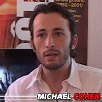 Michaël Cohen  Acteur