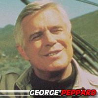George Peppard  Acteur