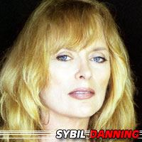 Sybil Danning  Actrice