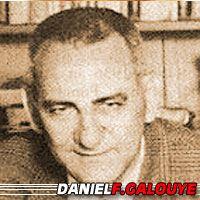 Daniel F. Galouye  Auteur