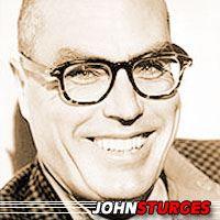 John Sturges  Réalisateur, Producteur