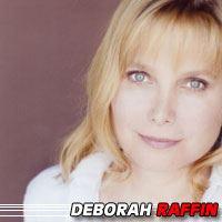 Deborah Raffin  Actrice