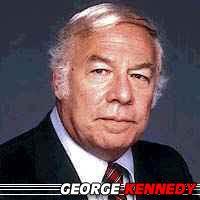 George Kennedy  Acteur, Doubleur (voix)