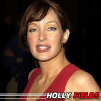 Holly Fields  Actrice