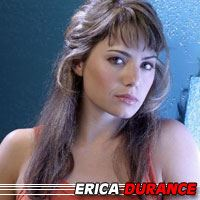 Erica Durance  Actrice
