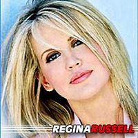 Regina Russell  Actrice