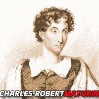 Charles-Robert Maturin  Auteur