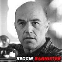 Reggie Bannister