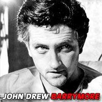 John Drew Barrymore  Acteur