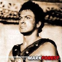 Mark Forest  Acteur