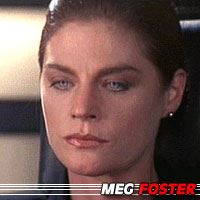 Meg Foster  Actrice