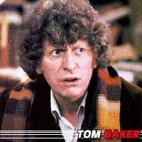 Tom Baker  Acteur