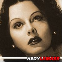 Hedy Lamarr  Actrice