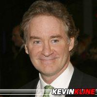 Kevin Kline  Réalisateur, Acteur, Doubleur (voix)