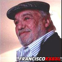 Francisco Rabal  Acteur