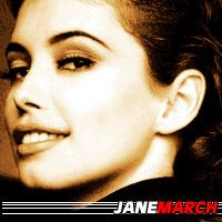 Jane March  Acteur