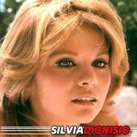 Silvia Dionisio  Acteur