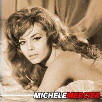 Michèle Mercier  Actrice