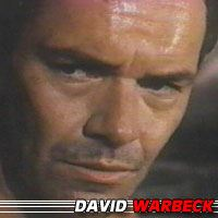 David Warbeck  Acteur